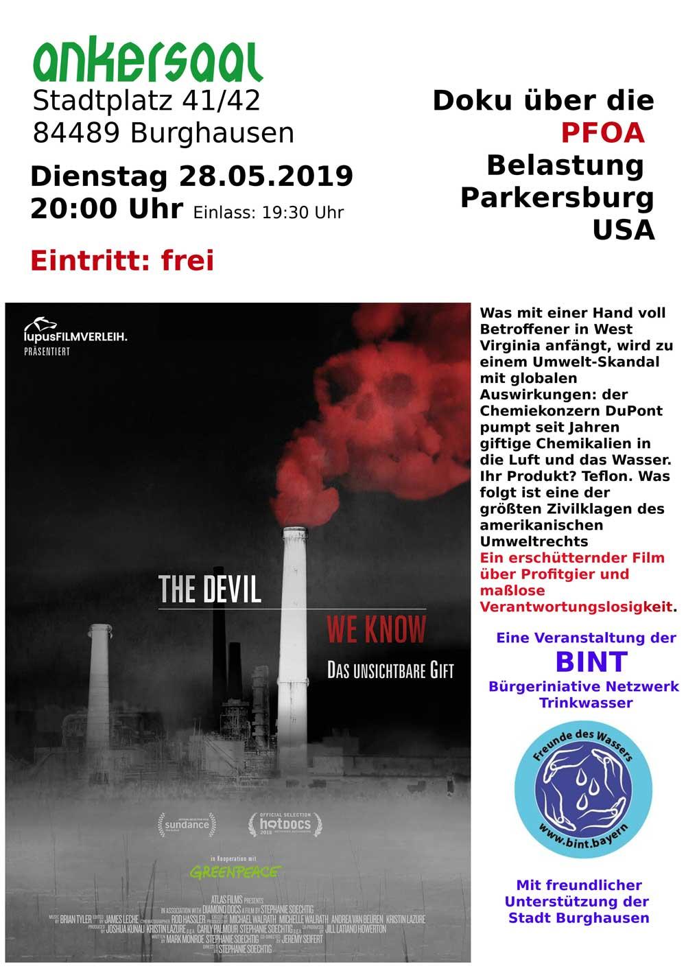 Kino Burghausen Anker